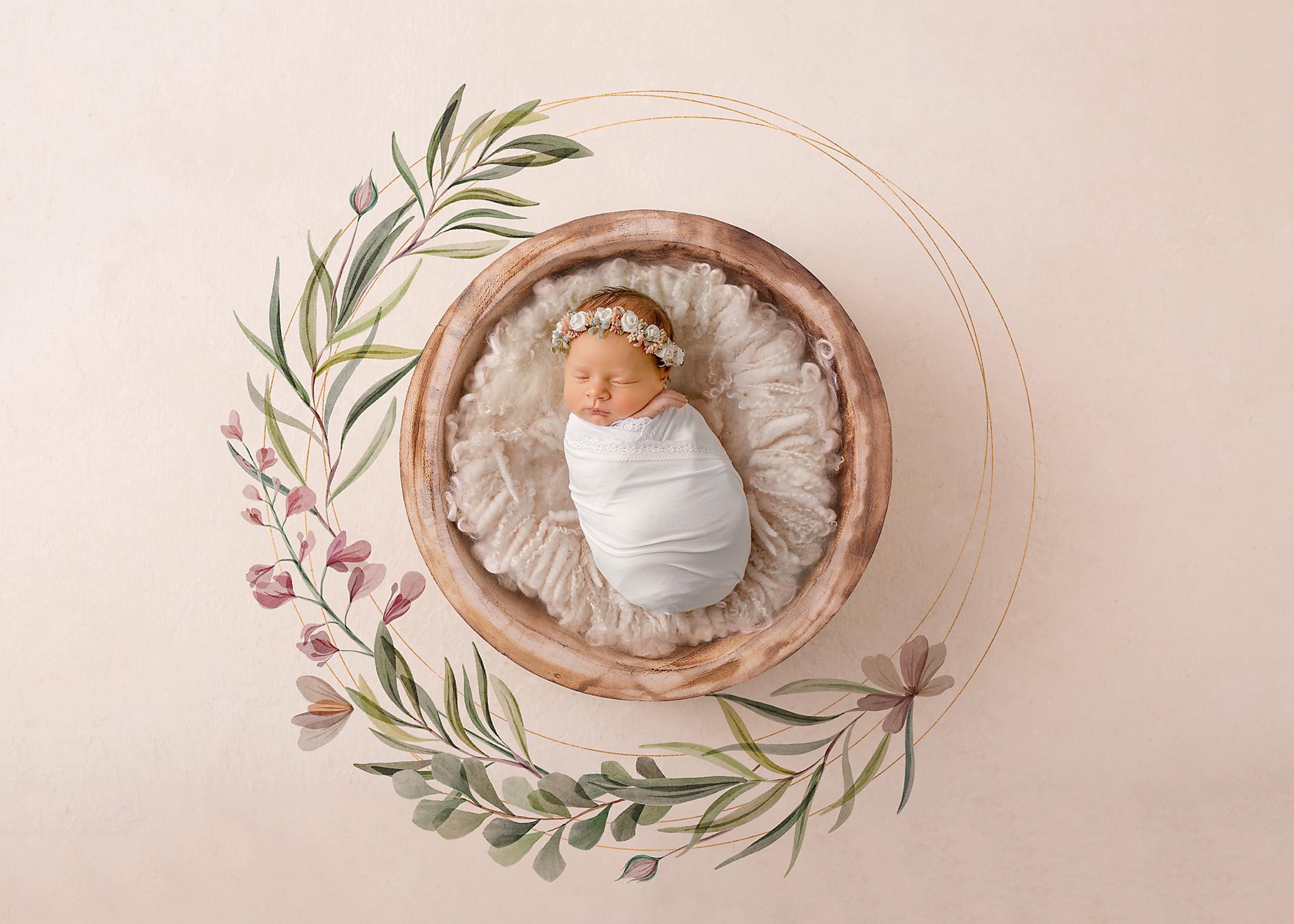 novorozenecke foceni jitka sidlova