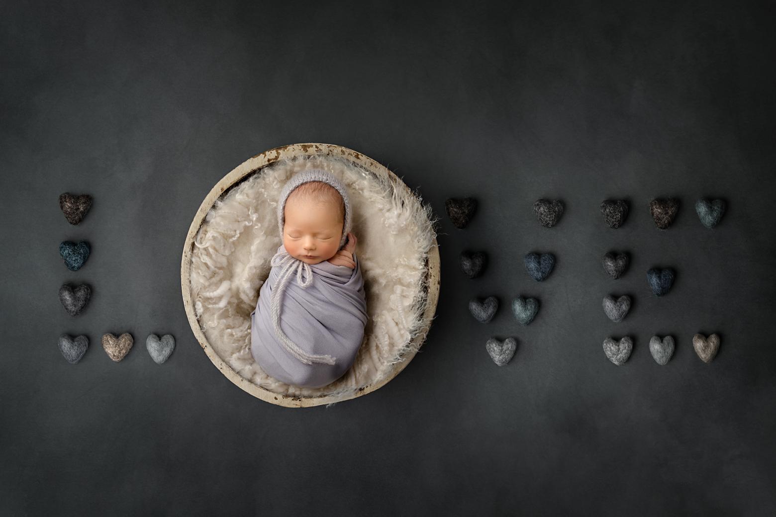 novorozenecké focení Hodonín